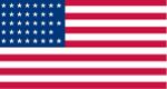 usa flag 150x80
